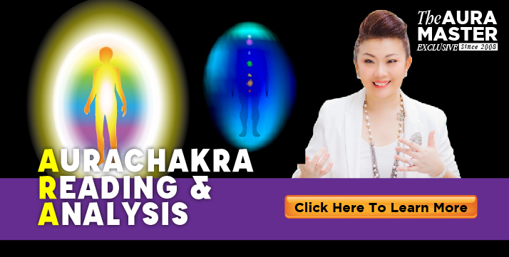 Selina Seah | Aura & Chakra Reading & Analysis